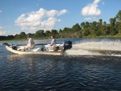 2011 - Gheen Boats - 16- Super