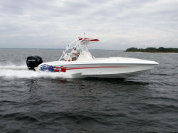 2011 - Glasstream - 273 SCX