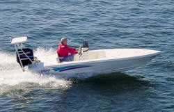 Glasstream 170 Flats Flite Flat Boat