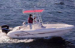 Glasstream 192 CC Center Console Boat