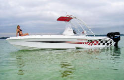Glasstream 273 CCX Center Console Boat