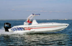 Glasstream 273 SCX Center Console Boat