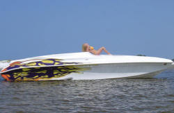 Glasstream 273 Sport High Performance Boat