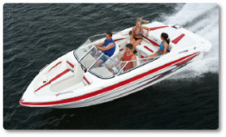 2009 - Glastron Boats - GT 205 Bowrdier
