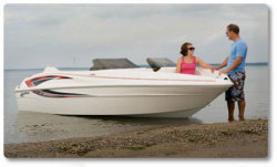 2009 - Glastron Boats - SSV 170