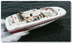 2009 - Glastron Boats - DS 205 Deck Boat
