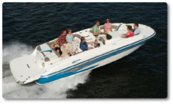 2009 - Glastron Boats - DS 215 Deck Boat