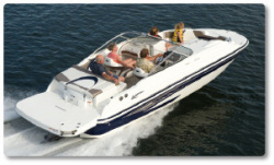 2009 - Glastron Boats - DX 215 Deck Boat