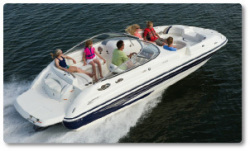 2009 - Glastron Boats - DX 235 Deck Boat