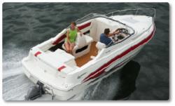 2009 - Glastron Boats - GT 209 Cuddy Cabin