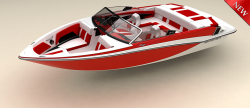 2013 - Glastron Boats - GT 225