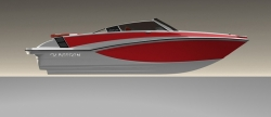 2014 - Glastron Boats - GT 245