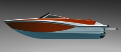 2014 - Glastron Boats - GT 187
