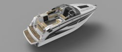 2016 - Glastron Boats - GS 259