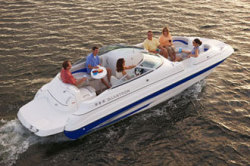 Glastron Boats DX235 Merc Deck Boat