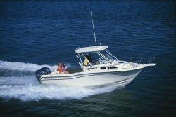 2012 - Grady-White Boats - Journey 258