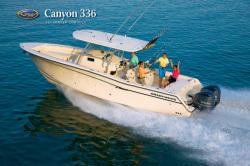 2013 - Grady-White Boats - Canyon 336