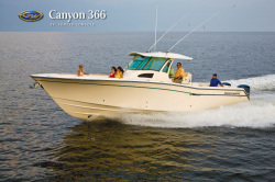 2013 - Grady-White Boats - Canyon 366