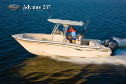 2013 - Grady-White Boats - Fisherman 257