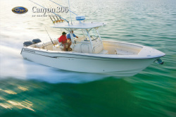 2013 - Grady-White Boats - Canyon 306