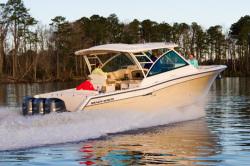 2013 - Grady-White Boats - Freedom 375