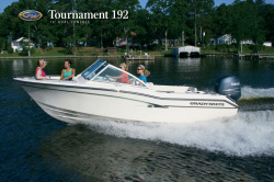 2013 - Grady-White Boats - Freedon 192