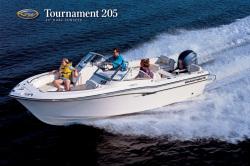 2013 - Grady-White Boats - Freedom 205
