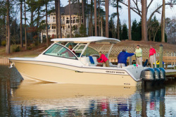 2015 - Grady-White Boats - Freedom 375