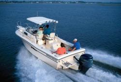 2017 - Grady-White Boats - Seafarer 228