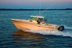 2020 - Grady-White Boats - Canyon 376
