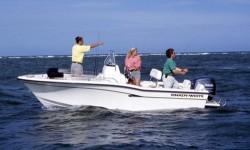 Grady-White Boats 180 Sportsman Center Console Boat