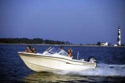 Grady-White Boats 185 Tournament Dual Console Boat