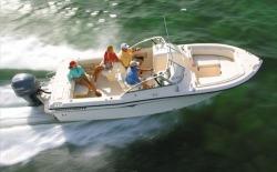 Grady-White Boats 225 Tournament Dual Console Boat