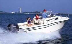 Grady-White Boats 208 Adventure Walkaround Boat