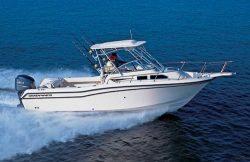 Grady-White Boats Journey 258 Walkaround Boat