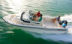Grady-White Boats 226 Seafarer Walkaround Boat