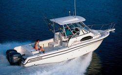 Grady-White Boats 282 Sailfish Walkaround Boat