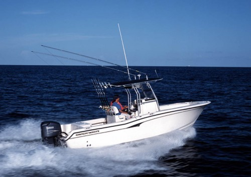 Research Grady-White Boats - 257 Advance on iboats com