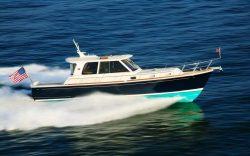 2013 - Grand Banks - 45 Eastbay SX