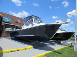 Steiger Craft Boats - 255 DV Block Island