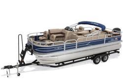 2018 Fishin' Barge 22 DLX Lavalette WV