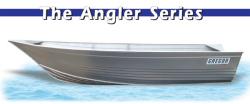 2014 - Gregor Boats - Angler 15