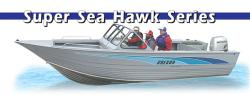 2012 - Gregor Boats - Super Sea Hawk 21