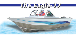 2015 - Gregor Boats - Eagle 17