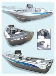 2015 - Gregor Boats - Ocean 22
