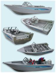 2015 - Gregor Boats - Super Sea Hawk 21