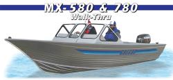 2017 - Gregor Boats - MX 680 Walk-Thru