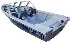 2017 - Gregor Boats- Sportsman 18