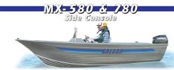2017 - Gregor Boats - MX 880 SC