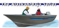 2017 - Gregor Boats - Alaskan  Baja 16